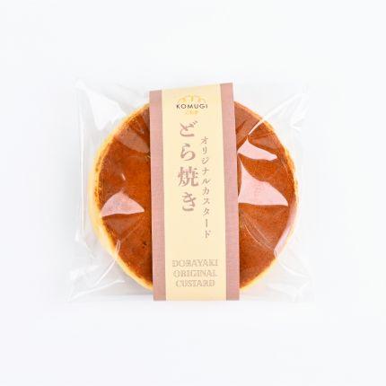 Dorayaki Original Custard