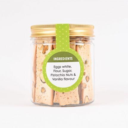 Biscotti Pistachio