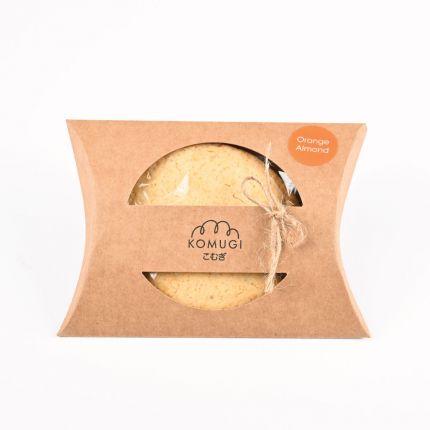 Orange Almond Cookie