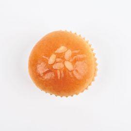 Apple Cream Cheese Bun